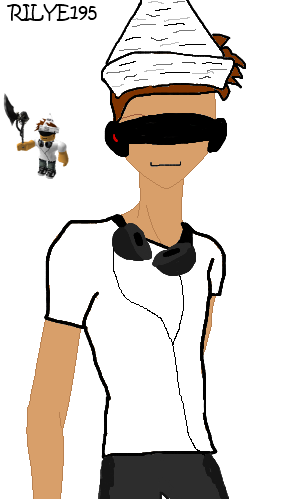 Roblox Character Cool Roblox Drawings Rilye195 Roblox Drawing By Skyeskyeroblox On Deviantart