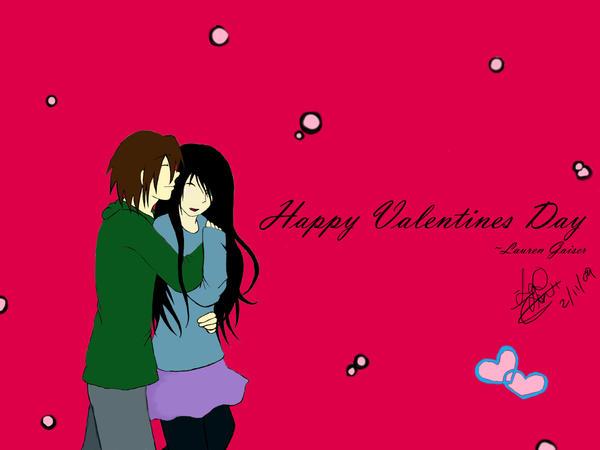 Valentines Day by Chibi-Kibo