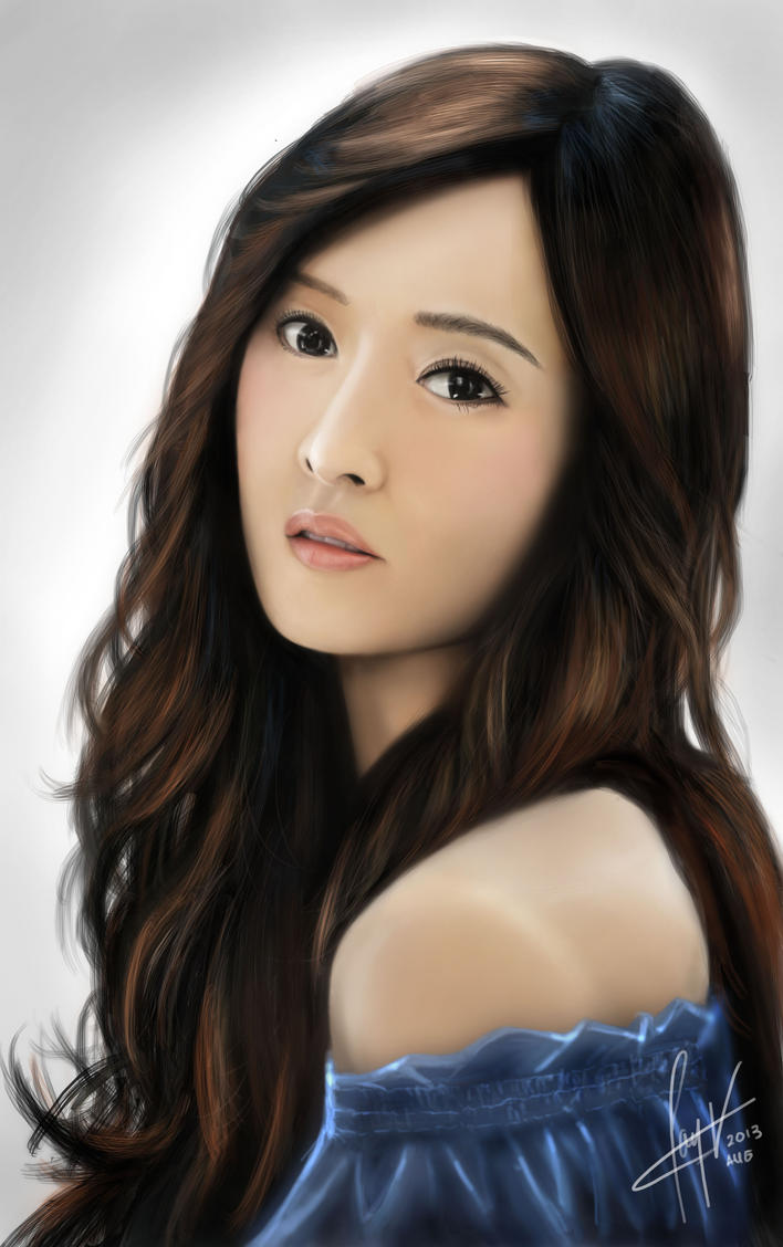 Maybee - Digital Painting by pianplace