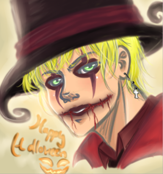 Halloween Mir 2014 by LucioleSama888