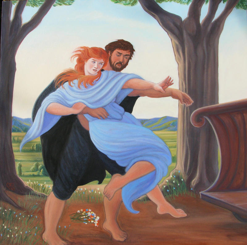 The Abduction of Persephone 08 by MariaAragon64 on DeviantArt