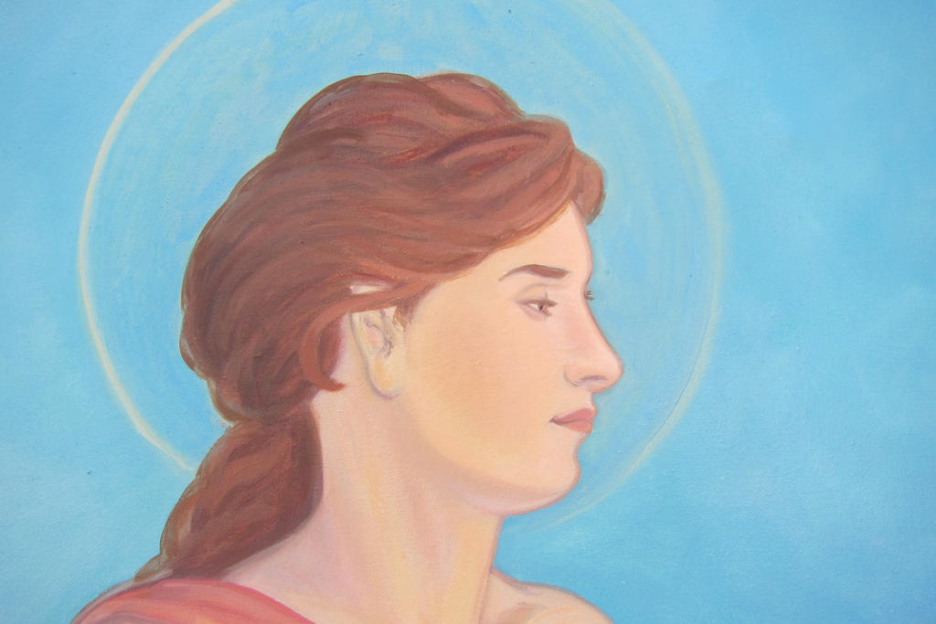 Aphrodite By the Sea - profile by MariaAragon64