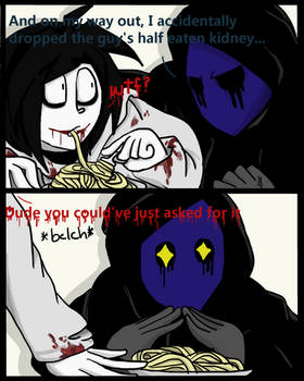 Cannibalistic Pasta