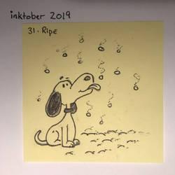 inktober2019 31 Ripe
