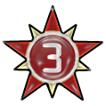 Red Alert 3 dock icon by haudankaivajasi