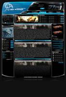 Cyber-Warrior Clanpage by rivadaice