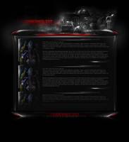 Starcraft360 - Blogdesign by rivadaice