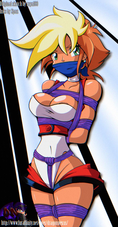 Kei Tight Busty (Old School Version) by dragon-nexus