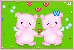 Pigs Can Fly When In Love by Sarah-Jaynie