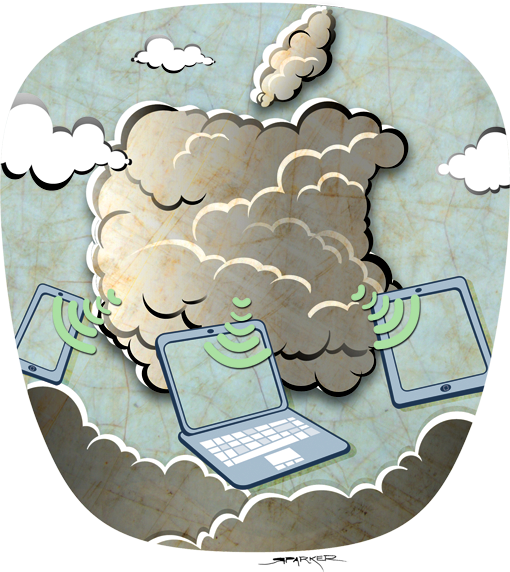 iCLOUD by space-for-thought