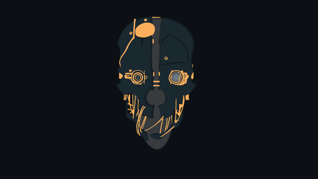Wallpaper dishonored minimalist by thebigneku on deviantart for Deviantart minimal wallpaper