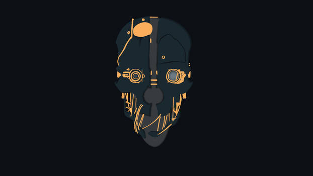 Wallpaper Dishonored Minimalist