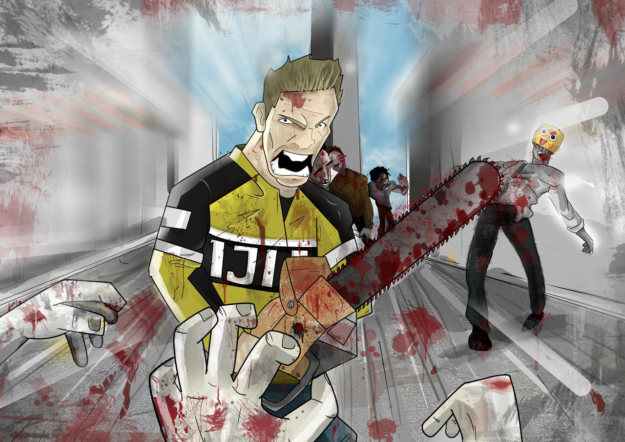 Dead rising 2 rencontre brutale