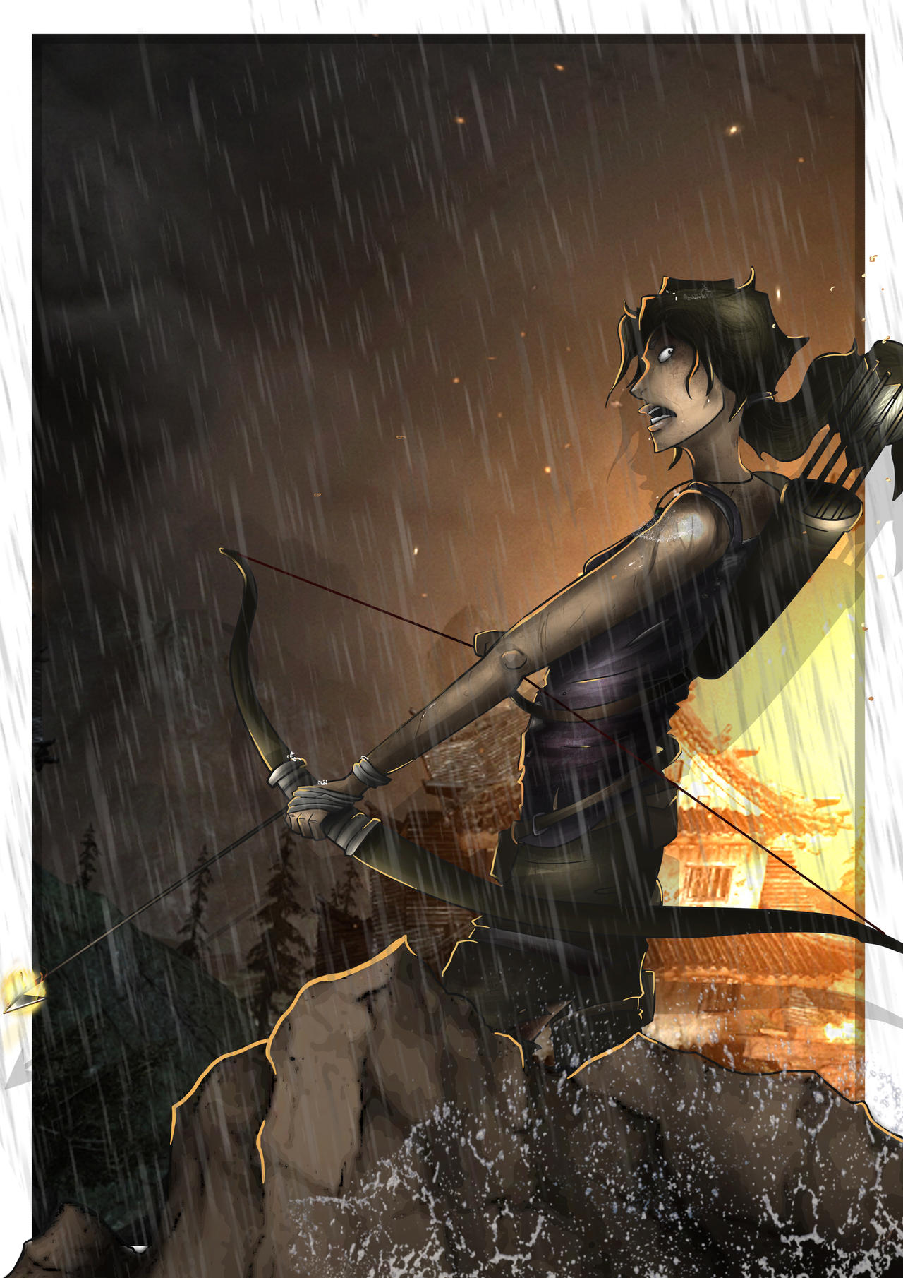 Tomb Raider Reborn Contest by MatthewHogben