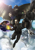 Bioshock: Infinite by MatthewHogben