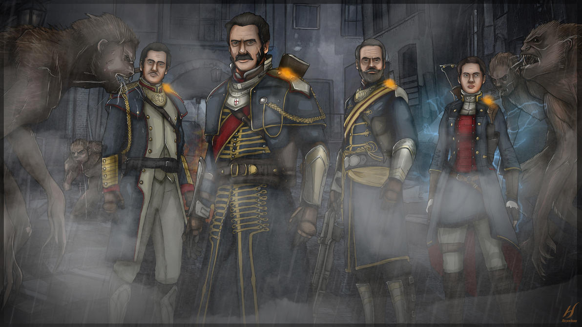 The Order: 1886 by MatthewHogben