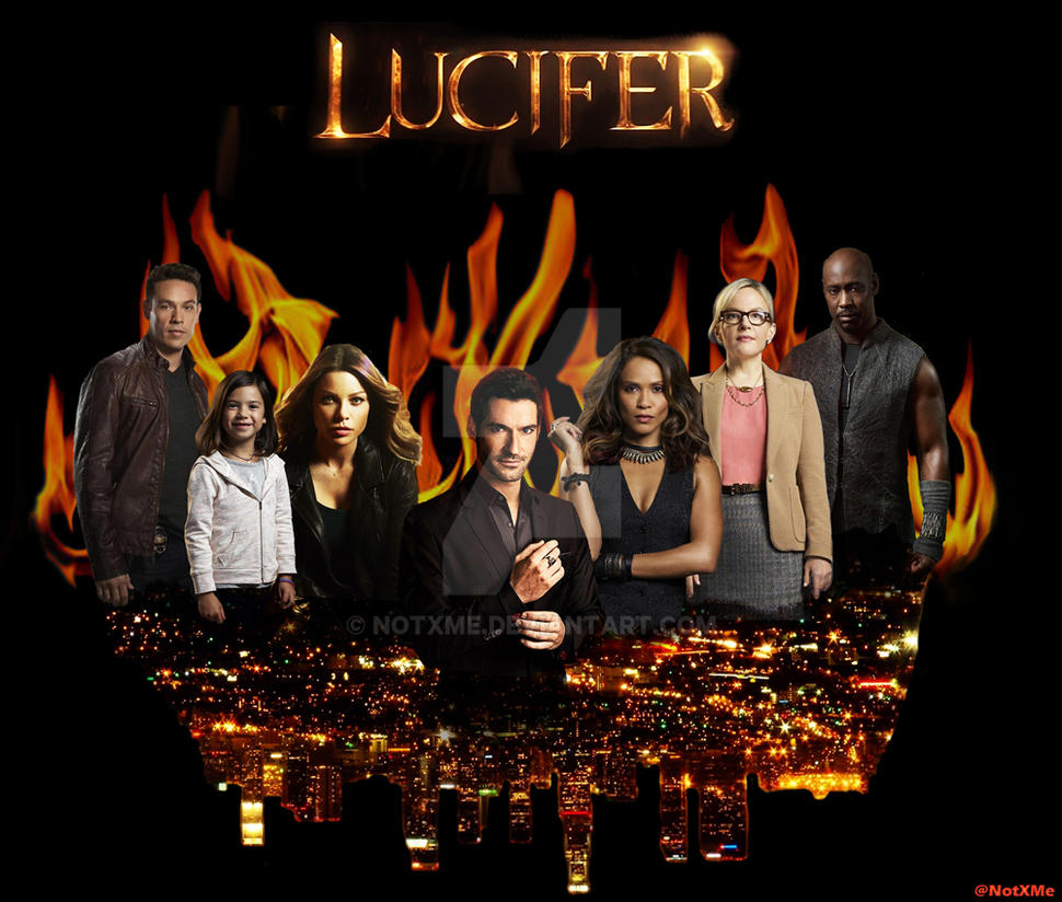 Lucifer Cast 2 By NotXMe On DeviantArt