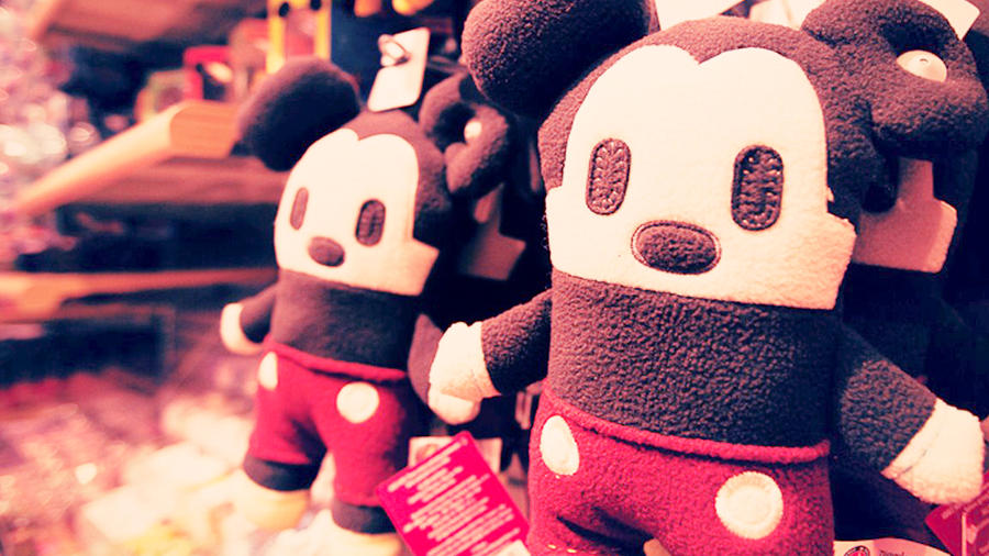 Wallpaper peluches Mickey by MartuGomez10 on DeviantArt