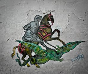 Sant Jordi by Sabbhat