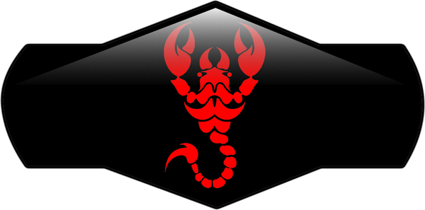 scorpion symbol by theredcrown on deviantart