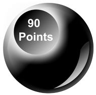 90 Points by TheRedCrown