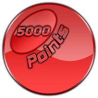 Points 5000