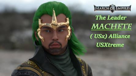 The Leader Machete 1