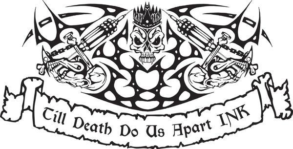 tattoo shop logo by artdesirez on deviantART