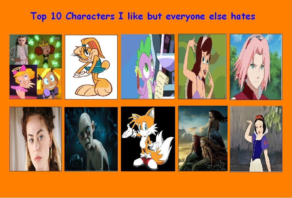 Anime Characters Everyone Hates : I like the top one images best fool quotes ideas