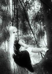 Forest Fairy by Thornserpent