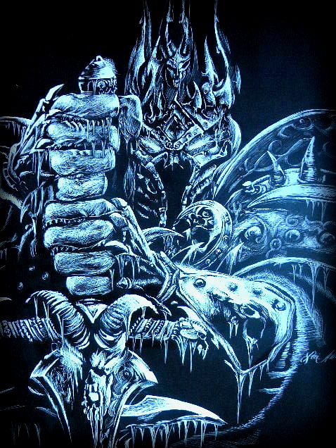 The Lich King by piratesavvy07