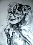 Portrait of Harley