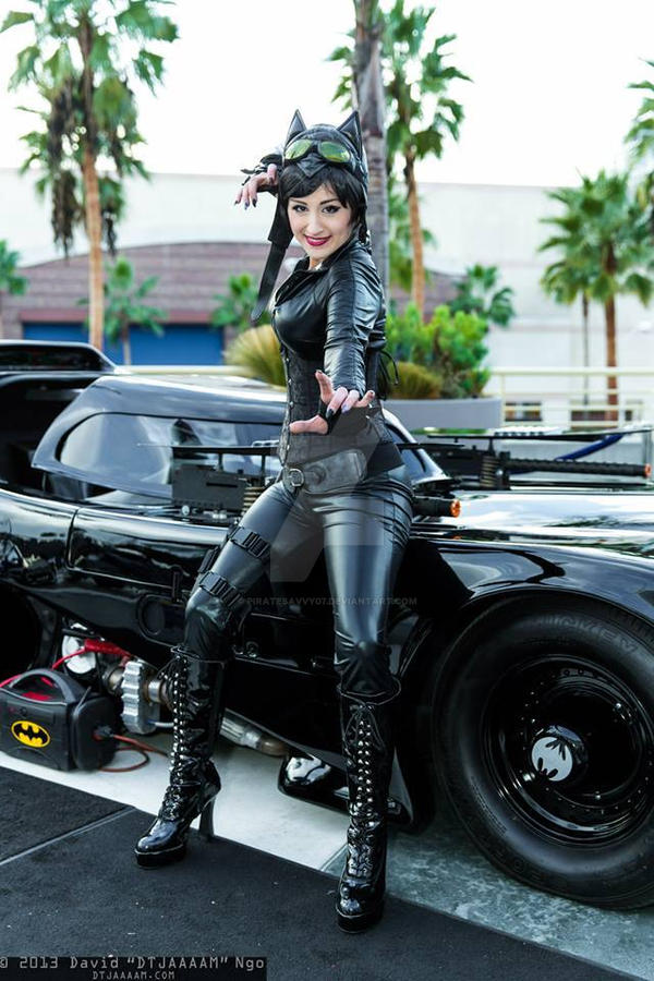 Catwoman Cosplay by piratesavvy07