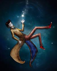 .a falling star. by VeriTeTi77