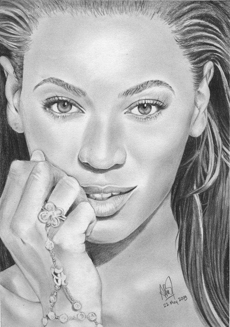 Beyonce ART by riefra