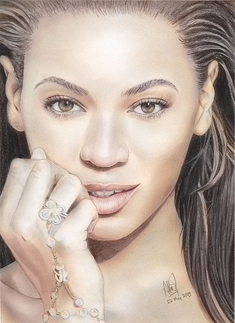 Beyonce 1 by riefra