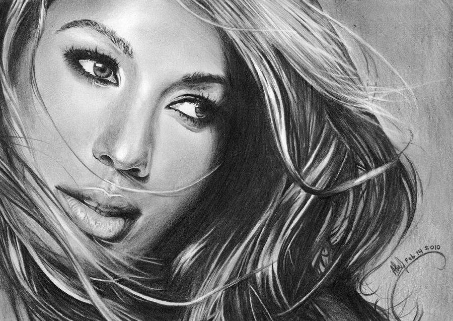 Leona Lewis 3 by riefra