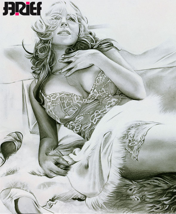 Mariah Carey ART by riefra