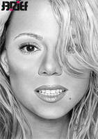 Mariah Carey Charmbracelet ART by riefra