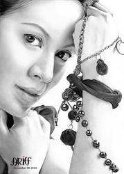 Dewi Lestari by riefra