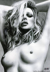 Kate Moss by riefra