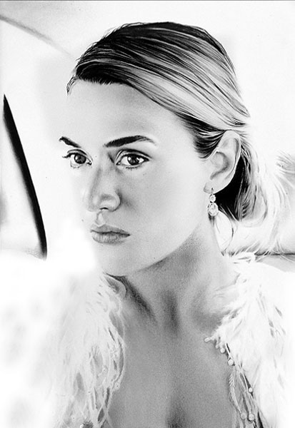 Kate Winslet Glam by riefra