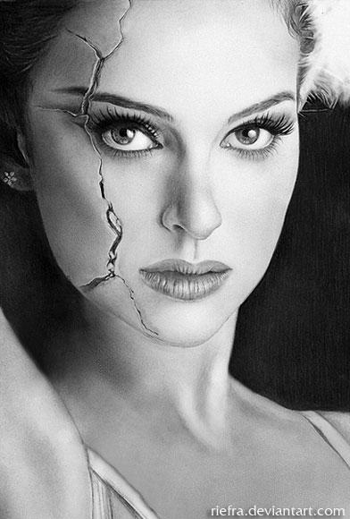 Natalie Portman by riefra