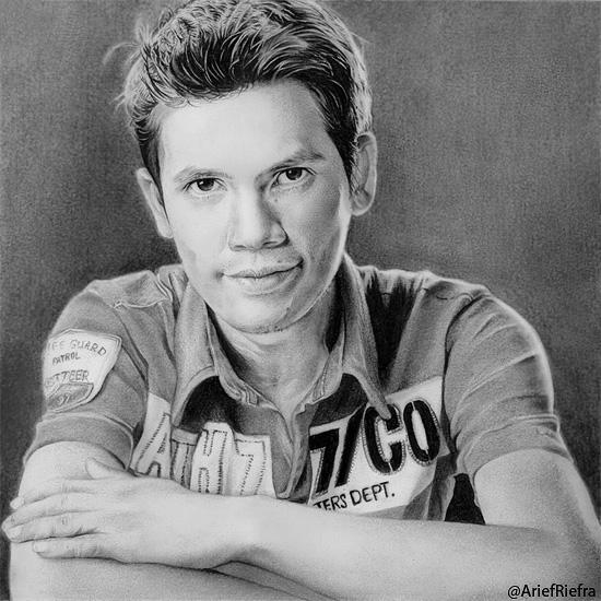 Arief Kurniawan by riefra