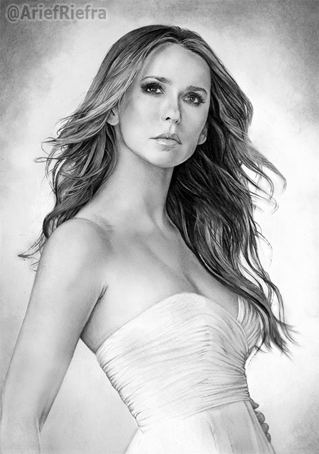 Jennifer Love Hewitt by riefra