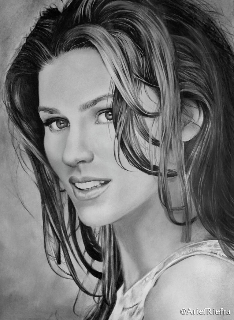 Shania Twain by riefra