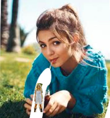 Victoria Justice Shrunk Taylor Swift  by randomstuff126Victoria Justice And Taylor Swift