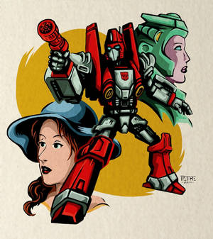 The Girls Who Loved Powerglide