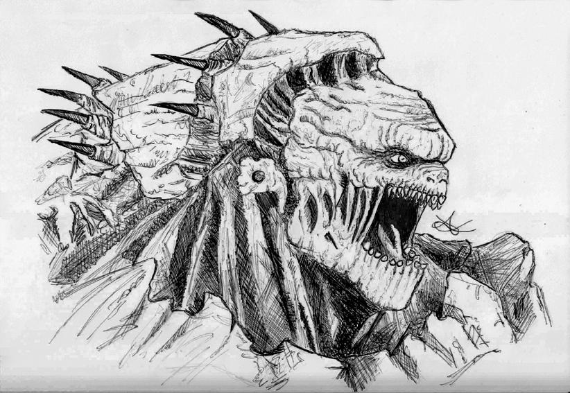 Berserk Gears Of War By Alex 220 On Deviantart