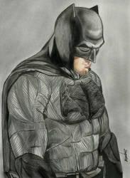 Batman by feliperatinho
